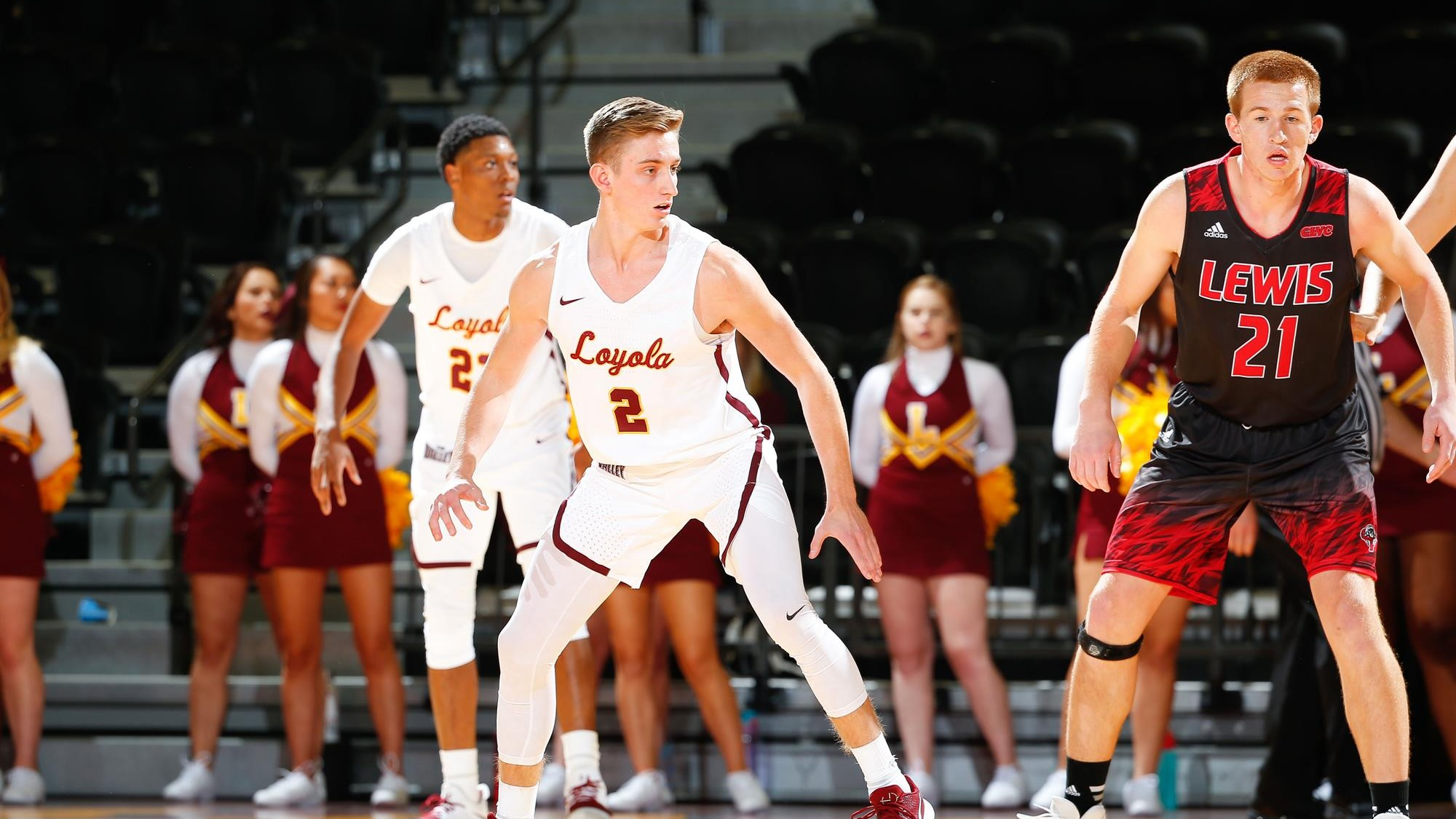 sports shoes 89fb8 55683 Loyola Seeks Second Straight Road Win, Visits Illinois State ...