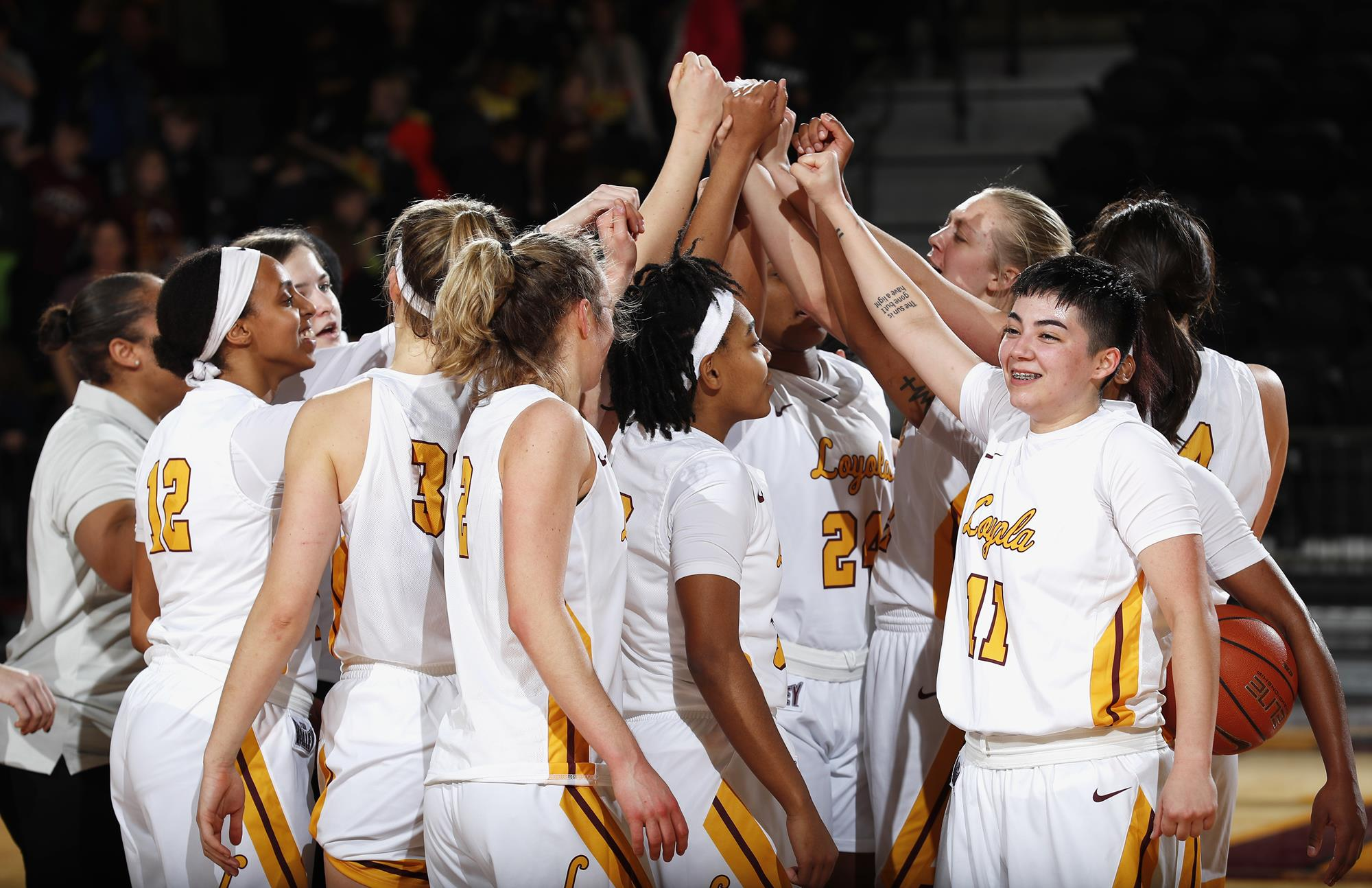 Loyola Women S Basketball Reveals 2019 20 Non Conference