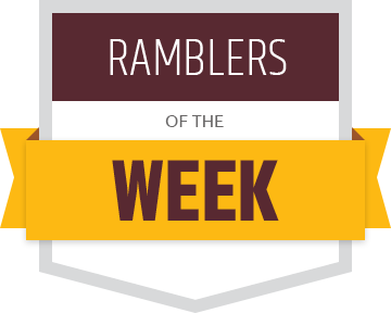 Ramblers of the Week